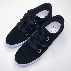 [ISAAC MIZRAHI] Louise Suede Sneakers